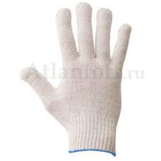Перчатки хб 3 нити 7 класс без ПВХ