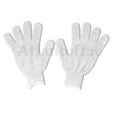 Перчатки хб 4 нити 10 класс без ПВХ