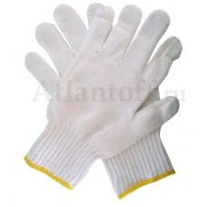 Перчатки хб 6 нитей 10 класс без ПВХ